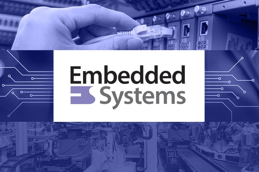 Logo Salon Embedded Systems